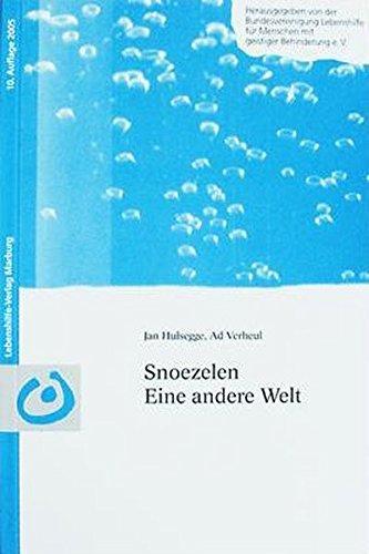 Snoezelen - Eine andere Welt: Jan Hulsegge, Ad
