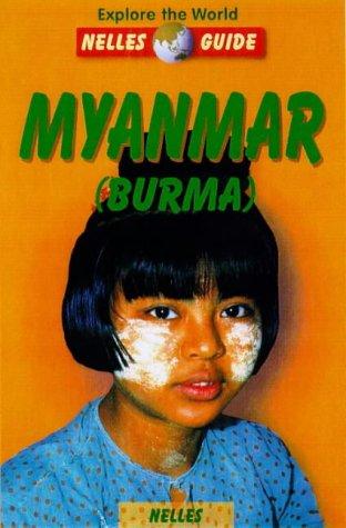 9783886184156: Myanmar (Nelles Guides)