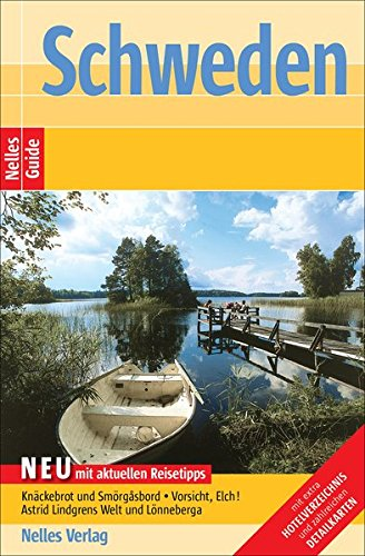 9783886188208: Schweden. Nelles Guide