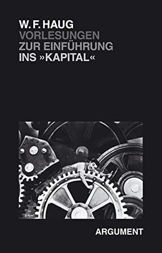 9783886193011: Vorlesungen zur Einführung ins Kapital