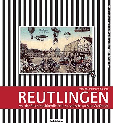 9783886273393: Reutlingen