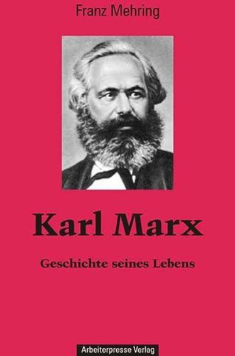 9783886340750: Karl Marx