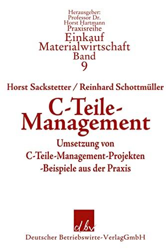 9783886400935: C-Teile-Management.