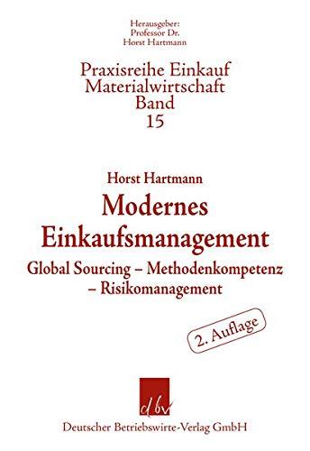 9783886401604: Modernes Einkaufsmanagement