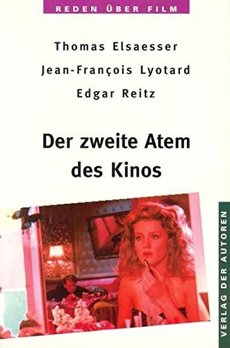 9783886611683: Der zweite Atem des Kinos (Filmbibliothek) (German Edition)