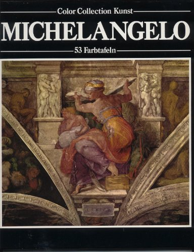 Michelangelo - Aus der Serie: Color Collection Kunst (3886741087) by Nicholas Wadley