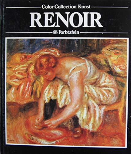 Pierre-Auguste Renoir: Water Colours,Pastels And Drawings In