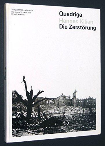9783886791101: Die Zerstorung: Stuttgart 1944 und danach (German Edition)