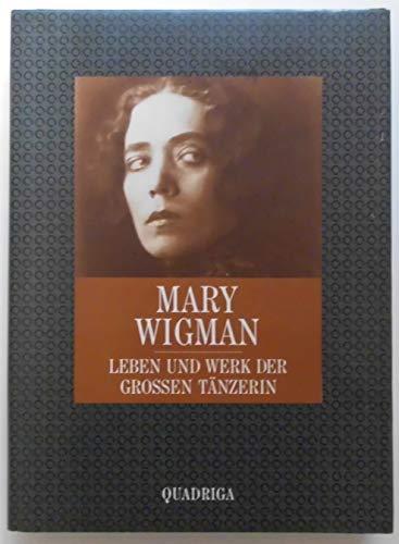 9783886791439: Mary Wigman