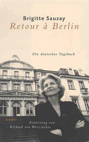 9783886806683: Retour a Berlin