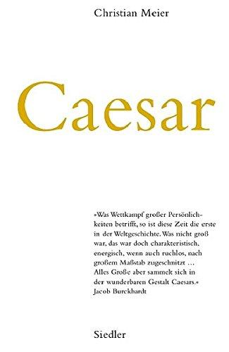 9783886808137: Caesar