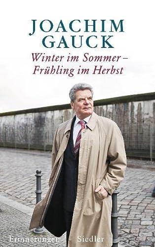 9783886809356: Winter im Sommer, Frühling im Herbst