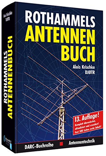 9783886920655: Rothammels Antennenbuch