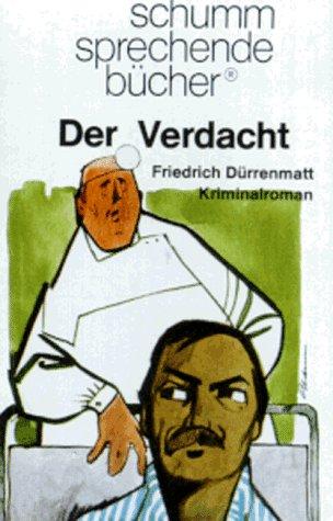 9783886980147: Der Verdaeht (German Edition)