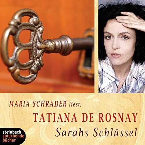 Sarahs Schlüssel. Roman. 5 CDs