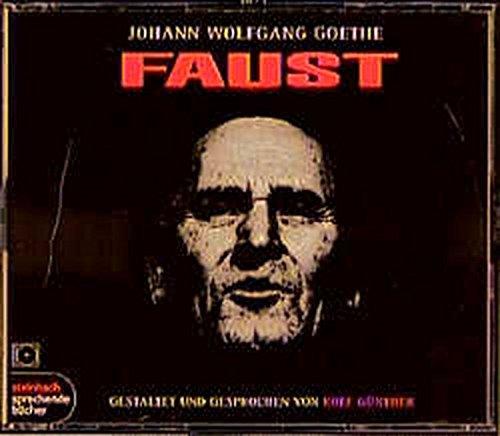 9783886985258: Faust. Der Tragödie erster Teil. 4 CDs