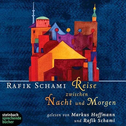9783886988655: Reise zwischen Nacht und Morgen. Roman. 6 CDs