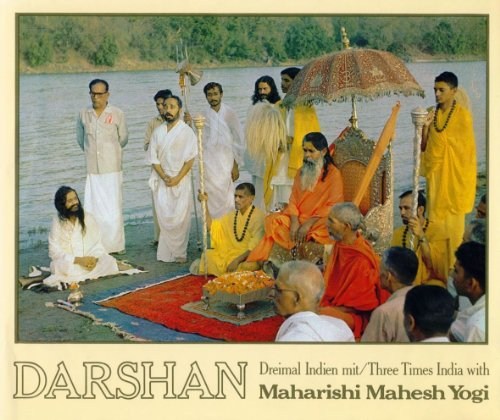 Darshan: Three Times India with Maharishi Mahesh: Frank Papentin