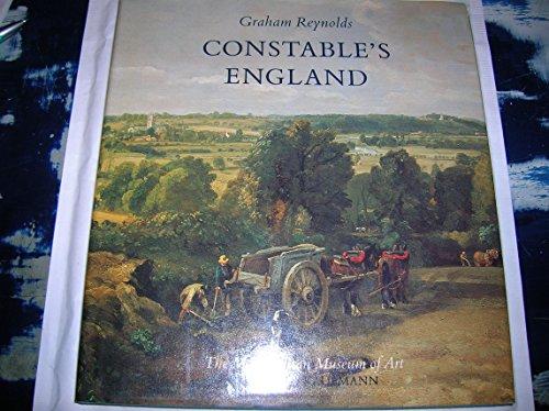 9783887250287: Constable's England. Katalog des Metropolitan Museum of Art