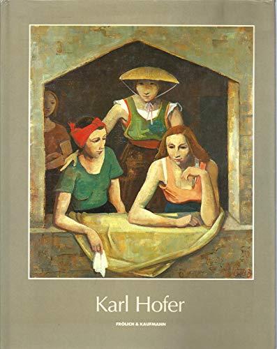 9783887250294: Karl Hofer: Bilder im Schlossmuseum Ettlingen (German Edition)