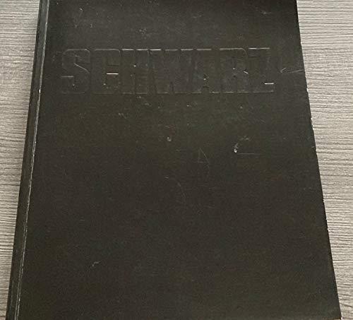 9783887250355: Schwarz: 16. Oktober-29. November 1981 (German Edition)