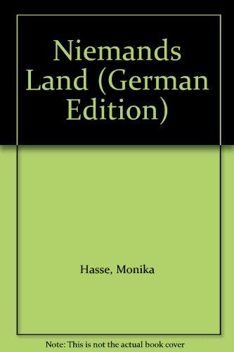 9783887250911: Niemands Land (German Edition)