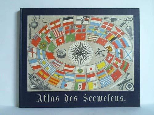 9783887460112: Atlas des Seewesens