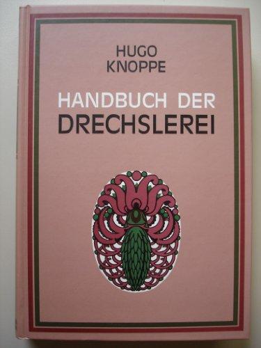 9783887462314: Handbuch der Drechslerei