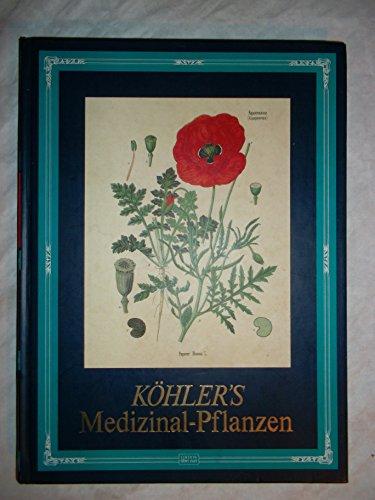 9783887462659: Köhler's Medizinal-Pflanzen in naturgetreuen Abbildungen mit kurz erläuterndem Texte. Band 3 (Reprintausgabe)