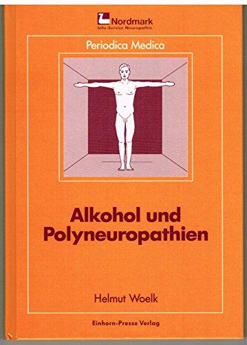 9783887564063: Alkohol und Polyneuropathien