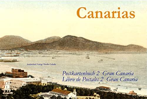 9783887694395: Canarias Postkartenbuch: mit kurzen Texten �ber