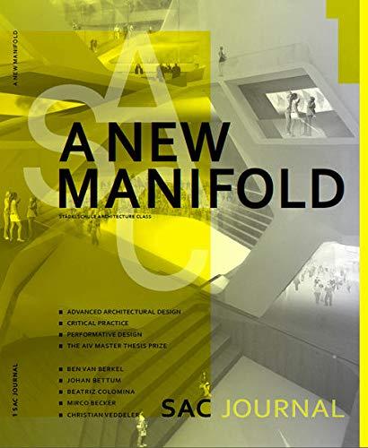 9783887784119: SAC Journal #01: A New Manifold