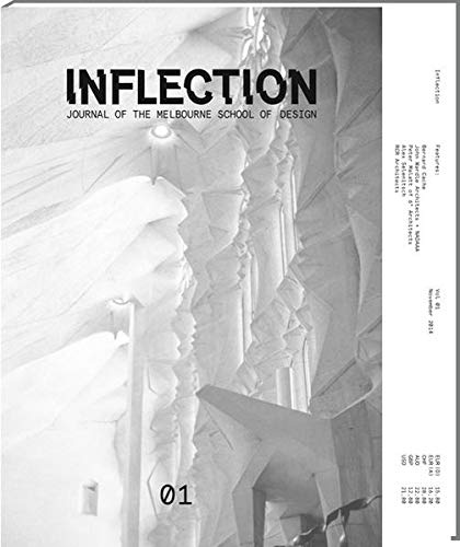 9783887784270: Inflection #01 (Inflection Journal)
