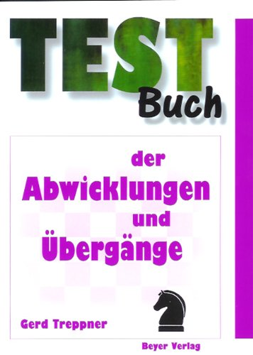 9783888051067: Testbuch der Abwicklungen und šbergänge
