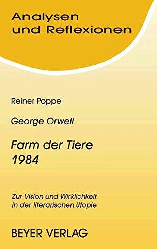 Orwell. Neunzehnhundertvierundachtzig ( 1984). Farm der Tiere.: Orwell, George