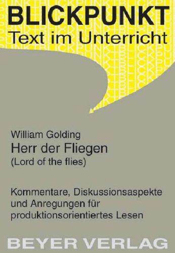 Herr der Fliegen ( Lord of the: Golding, William und