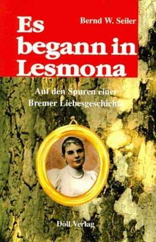 9783888082009: Es Begann in Lemona (German Edition)
