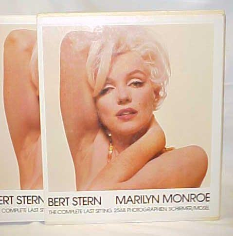 9783888141034: Marilyn Monroe. The Complete Last sitting