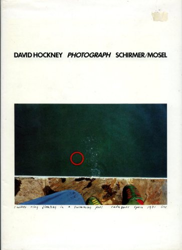 9783888141119: David Hockney Photograph