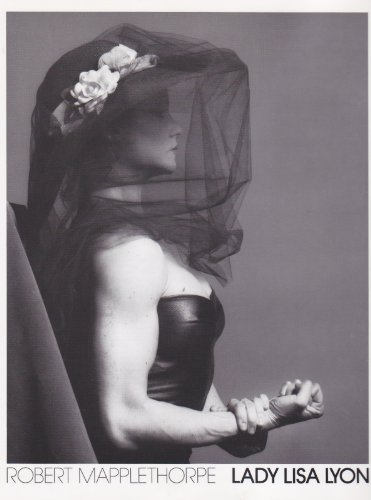 Robert Mapplethorpe. Lady Lisa Lyon. Text von: Mapplethorpe, Robert.