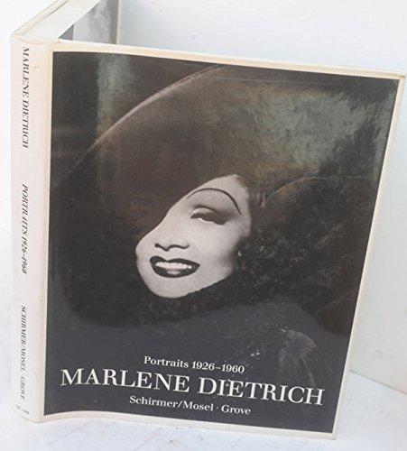 Marlene Dietrich. Portraits 1926-1960. - Dietrich.- Sembach, Klaus-Jürgen und Josef von Sternberg