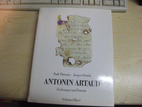Antonin Artaud: Zeichnungen und Portraits: Thevenin, Paule; Jacques Derrida