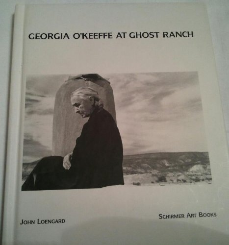 9783888141805: Georgia O'Keeffe at Ghost Ranch (Bonsai Books)