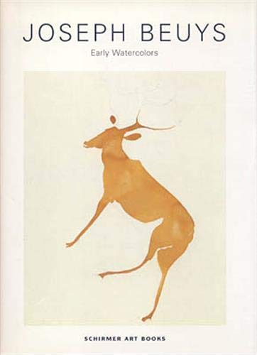 9783888142277: Early Watercolours (Schirmer's visual library)
