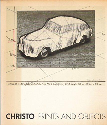 Christo, prints and objects 1963 - 87: Christo. Schellmann, Jörg