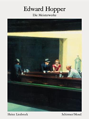 9783888142765: Edward Hopper : quarante chefs-d'oeuvre