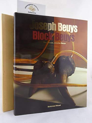 9783888142888: Joseph beuys block (hardback)