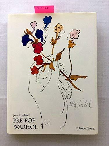 Pre-Pop Warhol