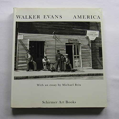 America Pictures from the Great Depression: Evans, Walker
