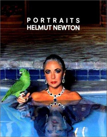 portraits de helmut newton abebooks. Black Bedroom Furniture Sets. Home Design Ideas
